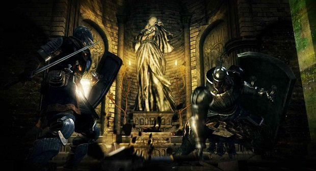 Twitch Plays Dark Souls: Da gehen die Gargoyles down