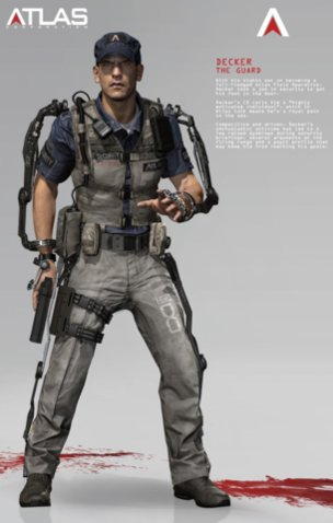 jim decker cod advanced warfare exo zombies
