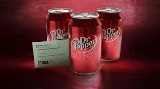 Gewinn gamescom-Karten mit Dr Pepper und GIGA!