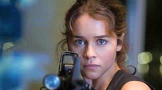 Terminator - Genisys: Emilia Clarke & Jai Courtney im Interview