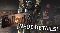 Fallout 4 QuakeCon-Preview: Alle Infos im Überblick (Companions, Perks, Romanzen, Dogmeat, Kämpfe)