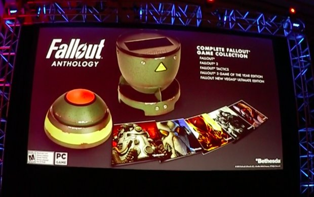 Fallout Anthology: Mini-Atombombe mit Fallout-Collection ab Oktober