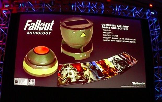 Fallout Anthology: Mini-Atombombe mit Fallout-Collection ab Oktober