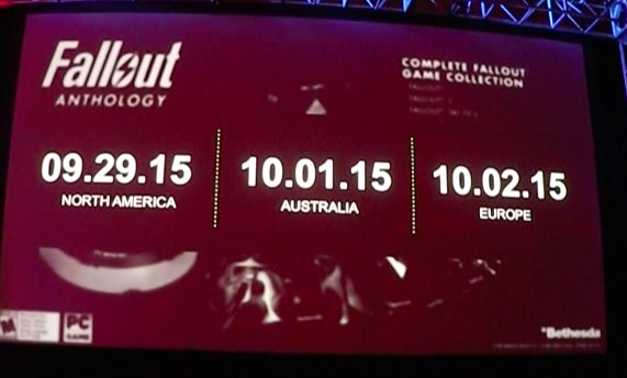Fallout_Anthology_QuakeCon_Release