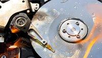 Festplatte klackert? Ist sie kaputt? – die Anzeichen und wie ihr Daten rettet!