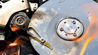 Festplatte kaputt: Kann man die Daten noch retten?