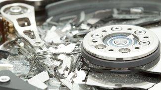 Festplatte zerstören - Der ultimative Crash-Guide