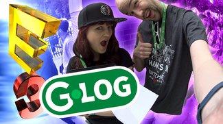 E3 2015: Das G-Log, in dem sich Kristin 1.000x verspricht