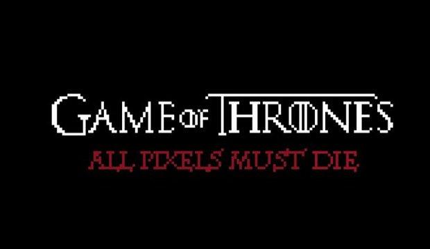 Game of Thrones: Unterhaltsames Video zeigt Tode in 8-Bit-Grafik