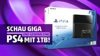 Das große gamescom-Gewinnspiel: Schnapp dir die neue PlayStation 4 mit 1TB!