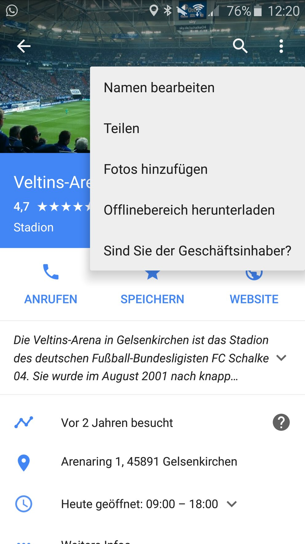 Google-Maps-9.12.0-Namen-1