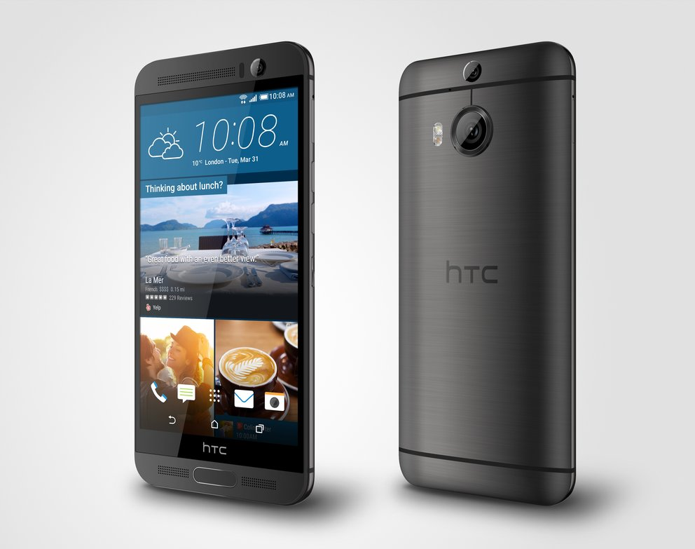 HTC One M9+_PerLeft_GunMetalGray (1)