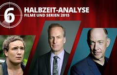 Die besten Schauspieler 2015:...