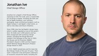 "Jony Ive jetzt offiziell Apples ""Chief Design Officer"""