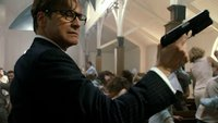 Kingsman: Seht Colin Firths epischen Kirchen-Fight in exklusivem Video!