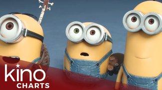 Kinocharts: Die Minions sind nicht aufzuhalten!