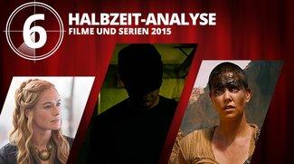 Kinofilme und Serien 2015: Die bisher besten Momente aus Film & Fernsehen