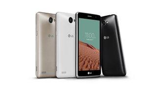 LG Bello II: Nachfolger des Einsteiger-Smartphones vorgestellt