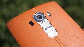 LG G4 im Test: Fotograf in Lederkutte