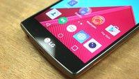 LG G4: Screenshot machen – so gehts