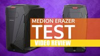 Video-Test: MEDION ERAZER - Kann MEDION High-End?