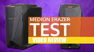 Video-Test: MEDION ERAZER - Kann MEDION High-End?