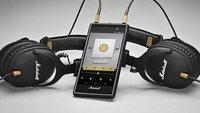 London: Marshall überrascht mit HiFi-Smartphone für Rock-Fans