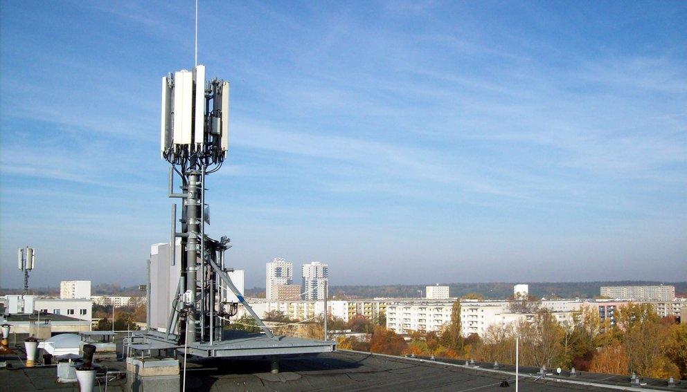 LTE-Antenne (Bild: O2)