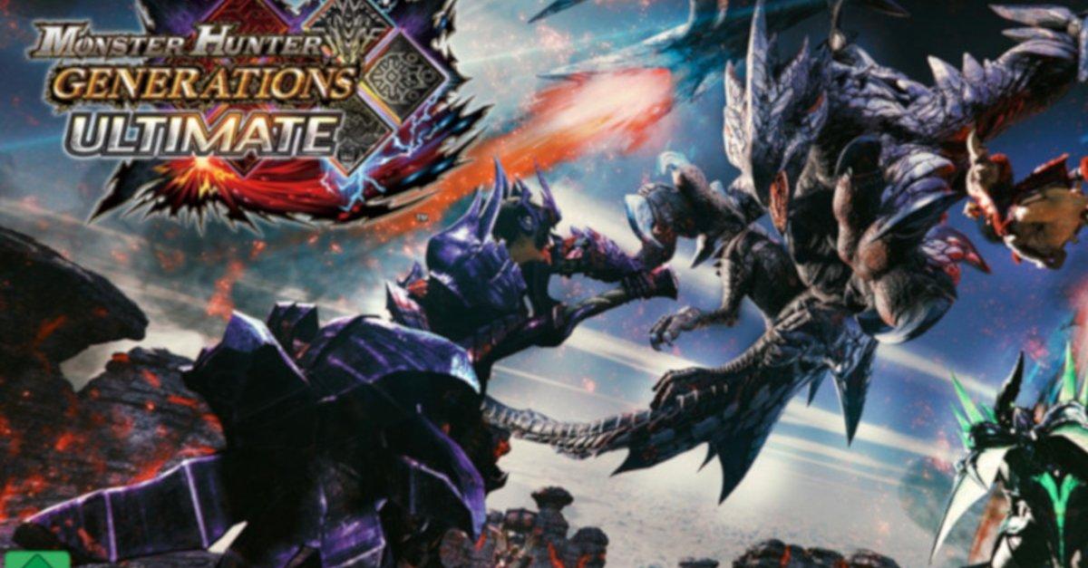 Monster Hunter Generations Komplettlösung, Cheats und Tipps