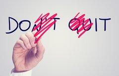 Motivation-Zitate: die besten...
