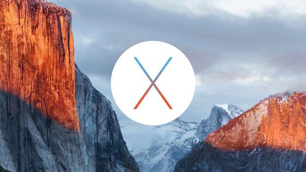 OS X El Capitan 10.11.3: Erste Beta verfügbar