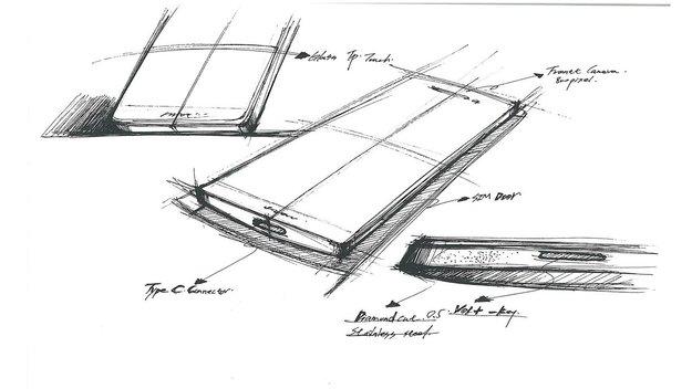 OnePlus 2: Skizzen zeigen Dual-Kamera, rückseitigen Fingerabdrucksensor und mehr [Gerücht]