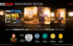 PES 2016: Anniversary Edition...