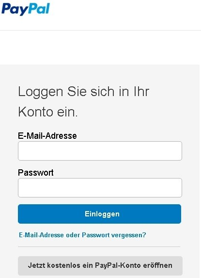 Mein Paypal Link
