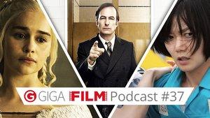 GIGA FILM Podcast #37: Die besten bisherigen Serien 2015