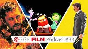 GIGA FILM Podcast #38 - Die bisher besten Filme 2015