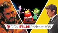 GIGA FILM Super-Sonder-Special-Podcast #38: Die bisher besten Filme 2015 - Unsere persönlichen Top 5