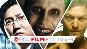 GIGA FILM Podcast #39 - Comic-Con 2015 Highlights und Enttäuschungen