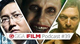 GIGA FILM Special-Podcast #39: Unsere Highlights und Enttäuschungen der Comic-Con 2015