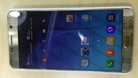 Samsung Galaxy Note 5 in Gold auf Fotos zu sehen