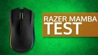 Neue Maßstäbe für Gaming-Mäuse: Die Razer Mamba im Test!