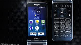 Samsung Galaxy Folder: Android-Klapphandy vorgestellt - für Südkorea