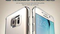Samsung Galaxy Note 5: Case-Hersteller zeigt Bilder, nennt weitere Details