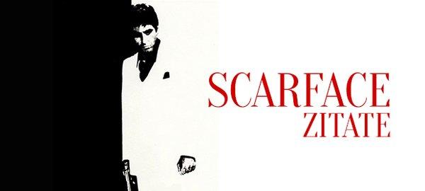 Die Besten Scarface Zitate Tony Montanas Weises Buch Der