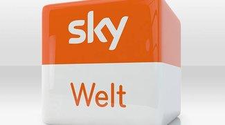Sky Welt-Sender für Kabel und Satellit – diese gibt es
