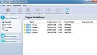 TalkHelper Call Recorder for Skype