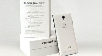 Smartphones nerven? Commodore-Smartphone! – Ein paar Minuten Android