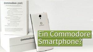 Smartphones nerven? Commodore Smartphone! - Ein paar Minuten Android