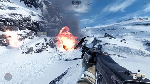 Star Wars Battlefront: Neun Spielmodi zum Start