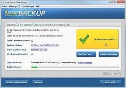 SuperEasy 1-Click Backup